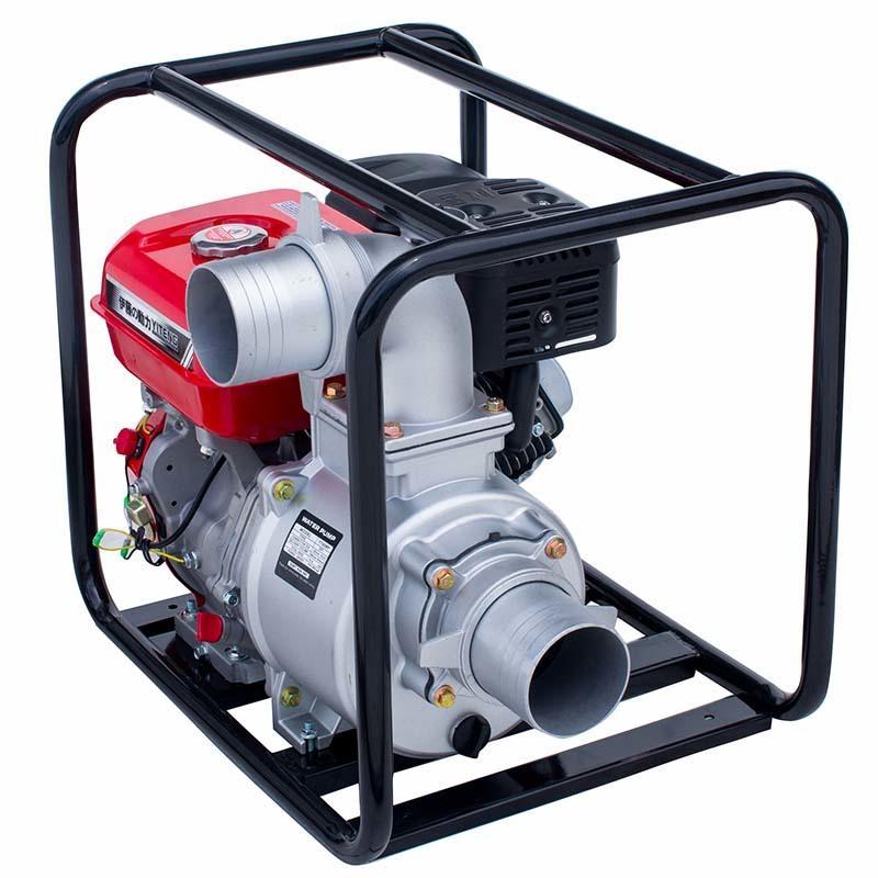 伊藤动力 4寸汽油机抽水泵自吸泵 YT40WP 手启动 最大吸程8米