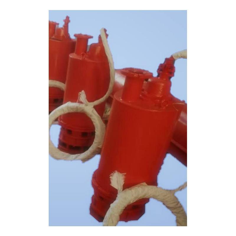 天波 矿用隔爆型潜水排沙电泵,BQS100-66-37KW