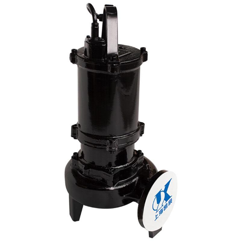 凯泉/KAIQUAN 80WQ/EC470A-3.0 WQ/EC系列潜水排污泵(原80WQ/C470A-3.0升级替换),标配电缆5米