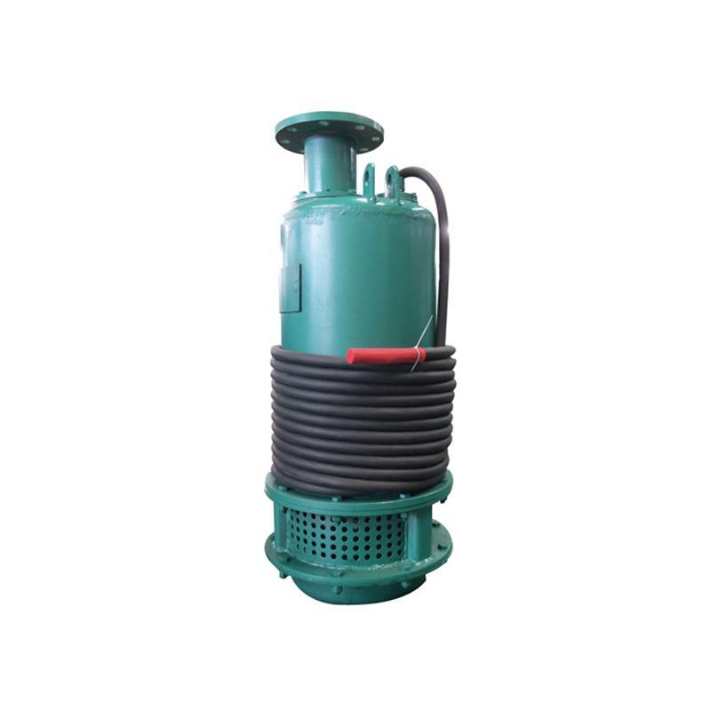 心传 矿用隔爆型潜水排沙电泵,BQS30-80-18.5/N