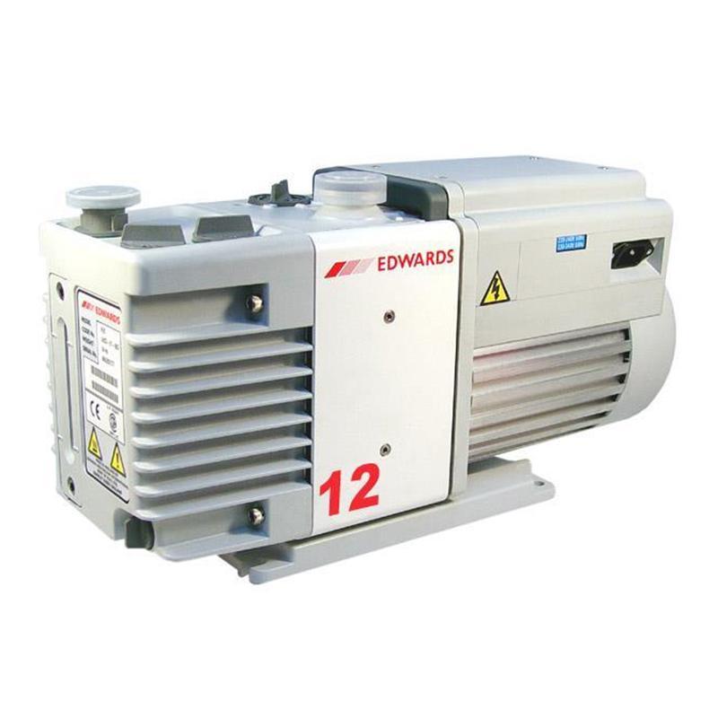 爱德华/EDWARDS RV系列旋片式高真空泵,A65501903 RV12 115/220-240V 1Ø 50/60Hz