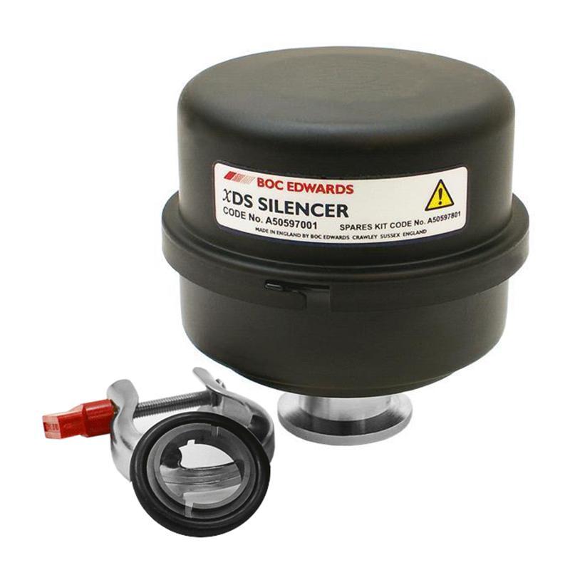 爱德华/EDWARDS 消音器,A50597001 Silencer for XDS35I Scroll Pump