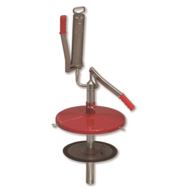 MATO 3381813 手动黄油桶泵,用于18/20kg内径285-305mm黄油桶