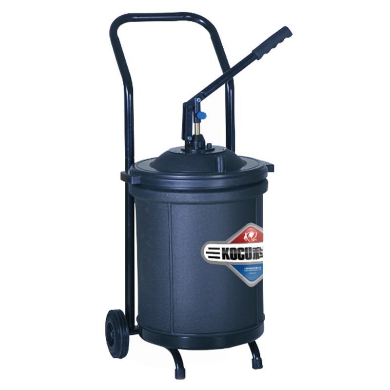 科球 手动高压注油器,GZ-30B,桶容积18L