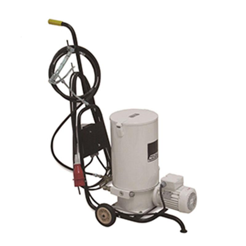 MATO 3426170 电动黄油泵组套,带3.5m油管、黄油加注枪,容量15kg