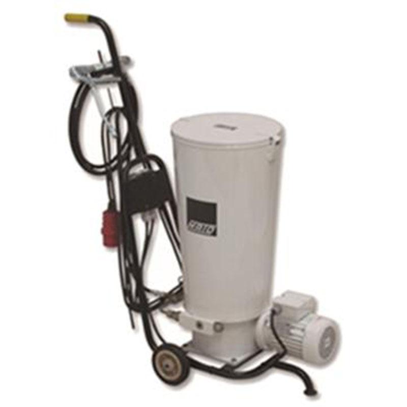 MATO 3426354 电动黄油泵组套,带3.5m油管、黄油加注枪,容量30kg
