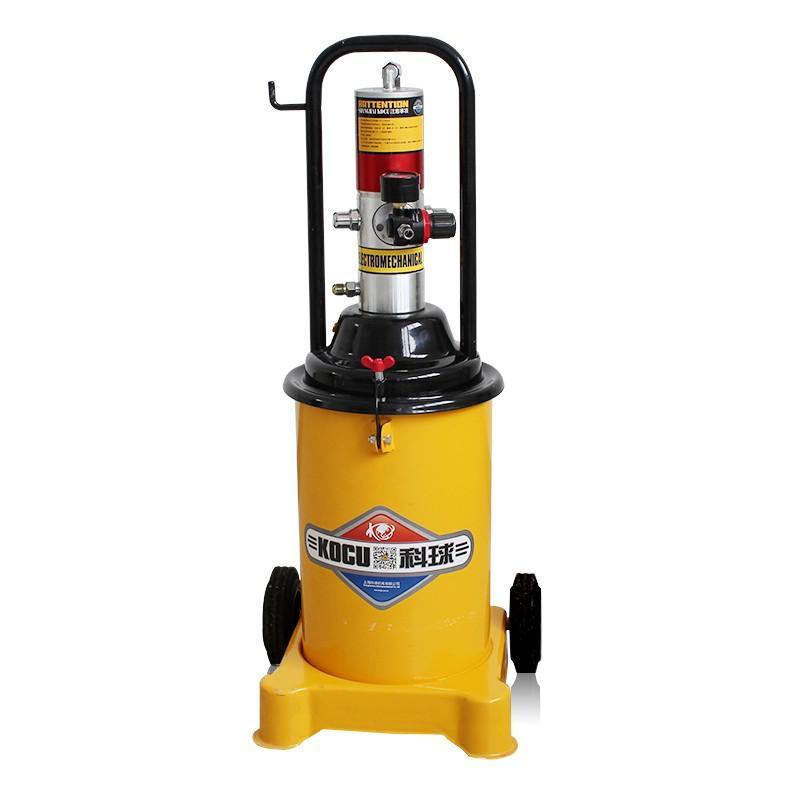 科球 气动高压注油器,GZ-8,压力比50:1,桶容积12L