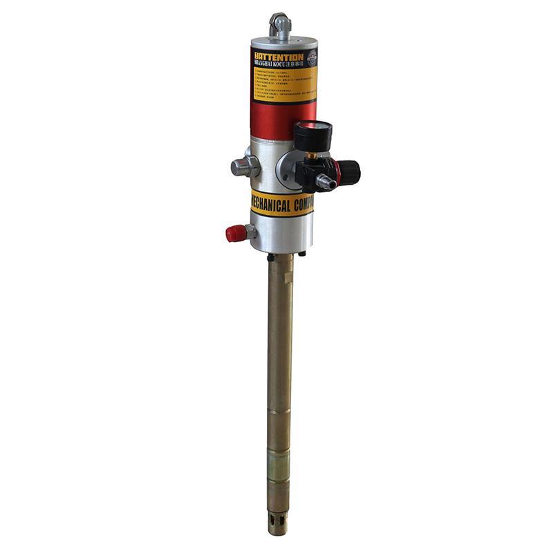 科球 气动高压注油器,单泵,压力比50:1