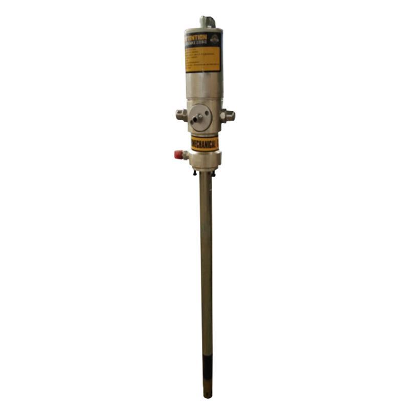 科球 气动高压注油器,GZ-T1,压力比40:1,桶容积20L