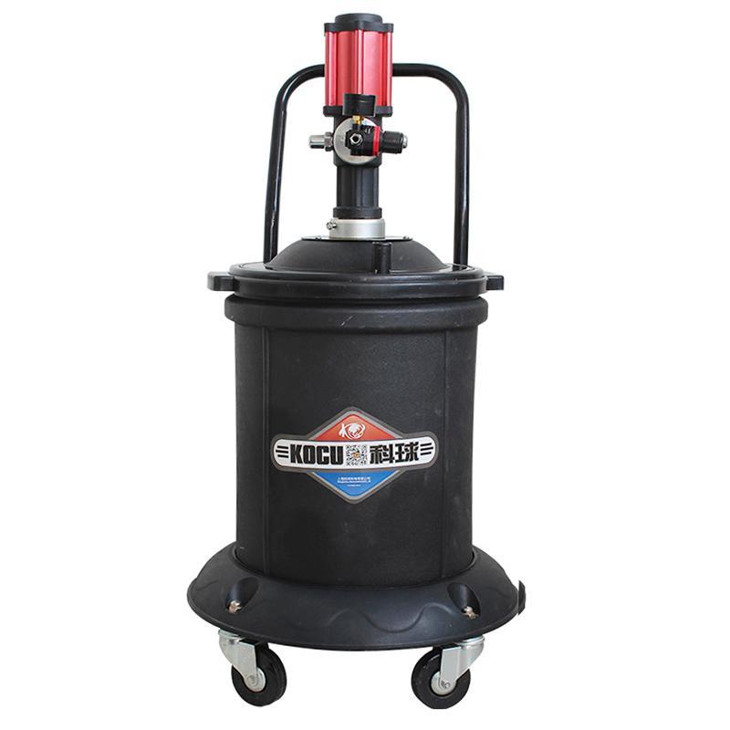 科球 气动高压注油器,GZ-200,压力比50:1,桶容积30L