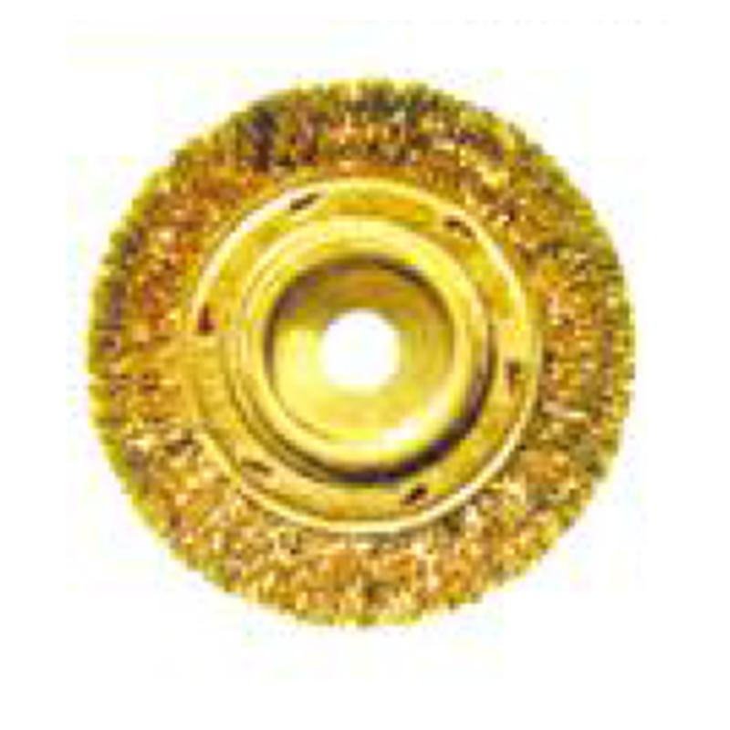 渤防 防爆轮刷 1314-001 125 铝青铜