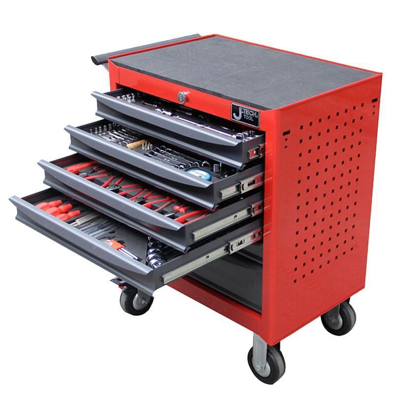 捷科JETECH 230件套工具车组套,RC-230S,060820