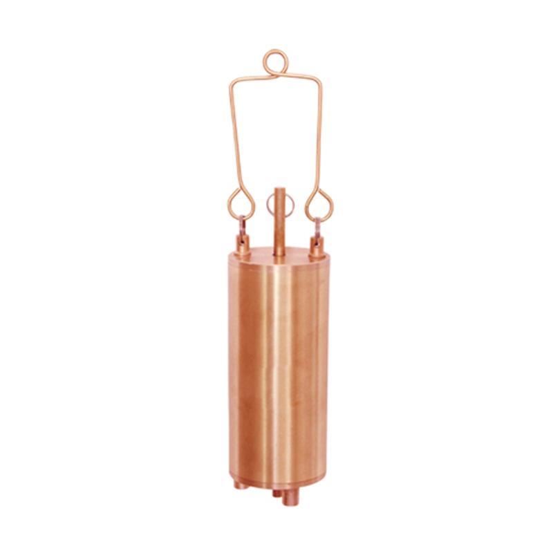 桥防 防爆液体油品取样器 铍青铜 500ml 280D-1002BE 防爆液体取样器 取样桶 取样器 采样桶