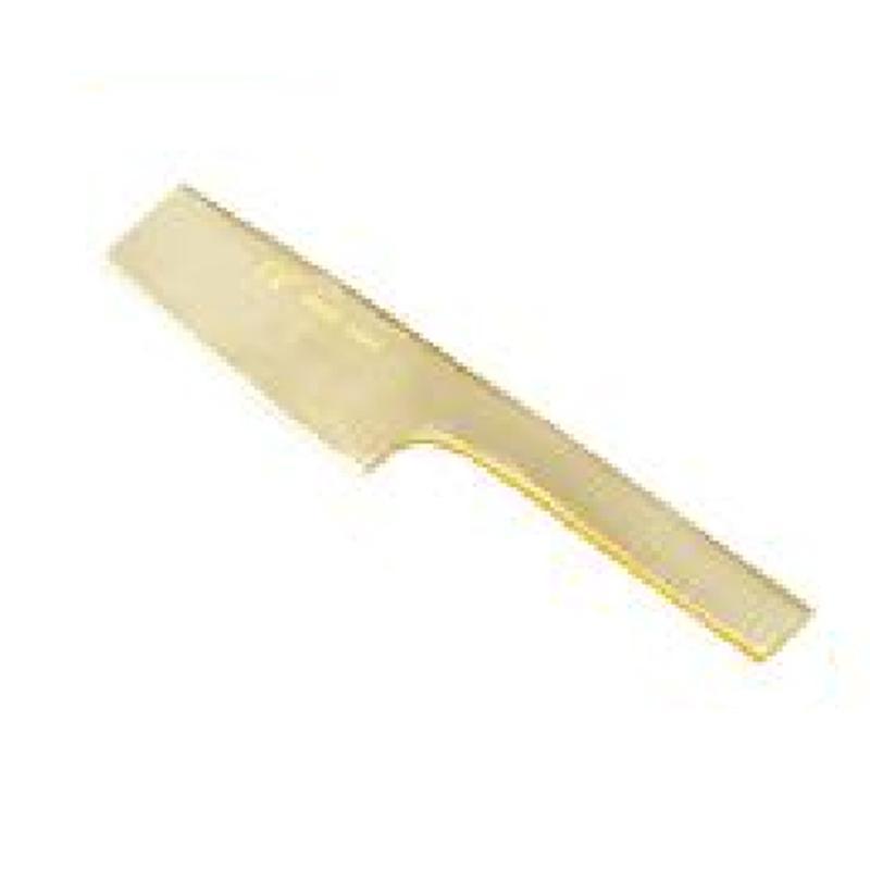 渤防 防爆瓦刀 1288-001 335*130 铝青铜