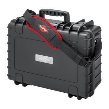 凯尼派克 Knipex 工具箱 坚固款  470x190x370mm 00 21 35 LE