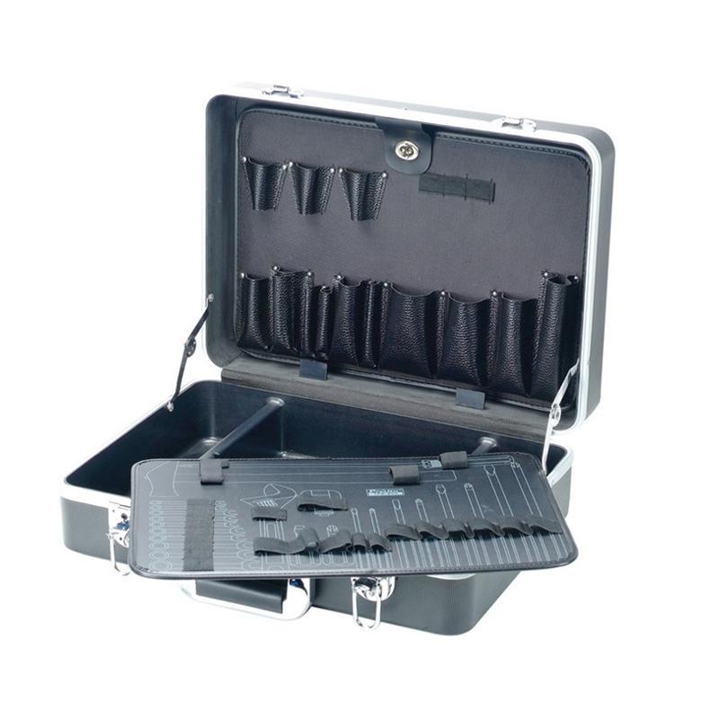 宝工 ABS强力型黑色工具箱,TC-850