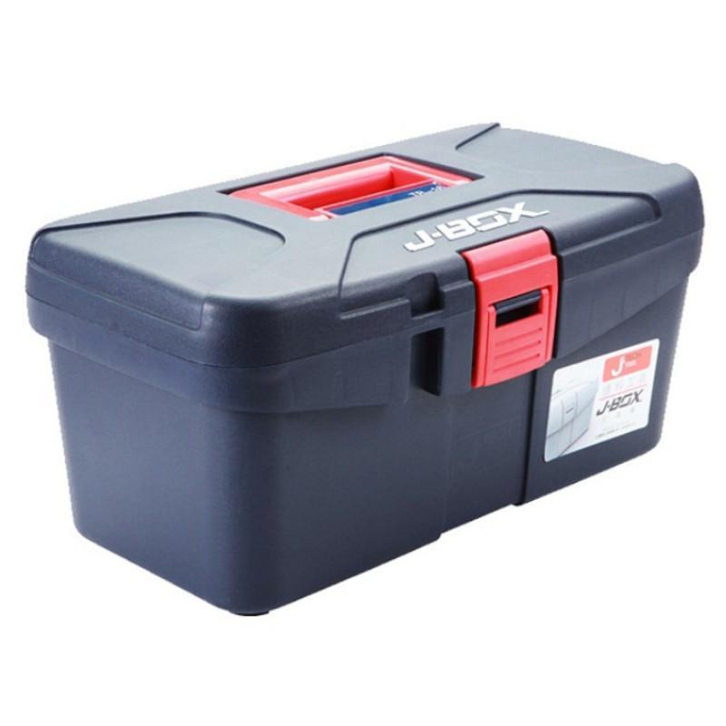 捷科JETECH 塑料工具箱,190*215*410mm,JB-16,060616