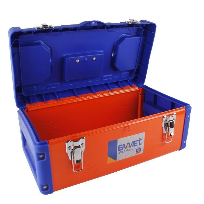埃米顿Emmet 加强型塑铁工具箱,17,12031808