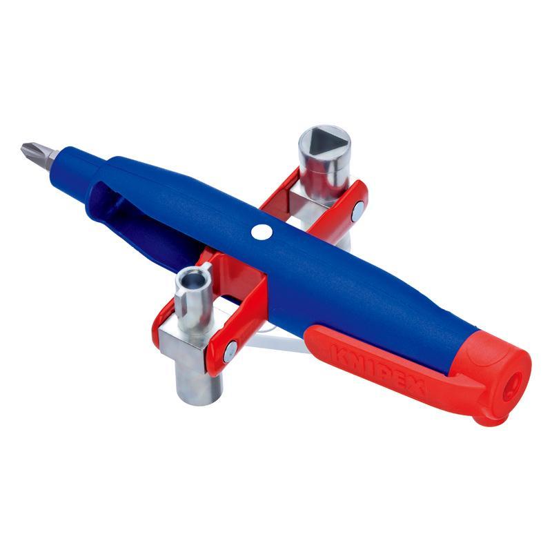 凯尼派克 Knipex 笔型控制柜钥匙 长度147mm 00 11 07