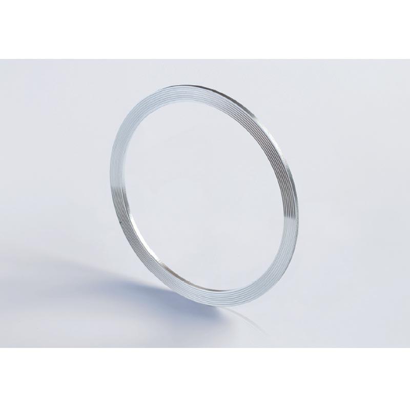 博格曼BPG 齿形垫片,Φ398.4*357*5,温度在570度左右,压力25MPa; 符合要求的不锈钢材质