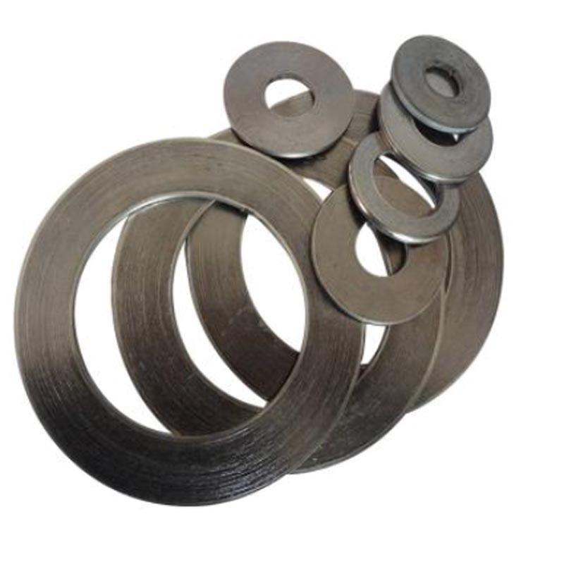 博格曼BPG 齿形垫片,Φ543*488*5,温度在570度左右,压力25MPa;符合要求的不锈钢材质