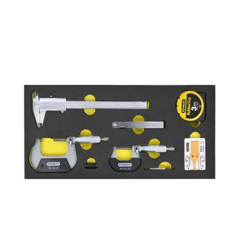 史丹利EVA工具托组套-6件测量类 90-045-23