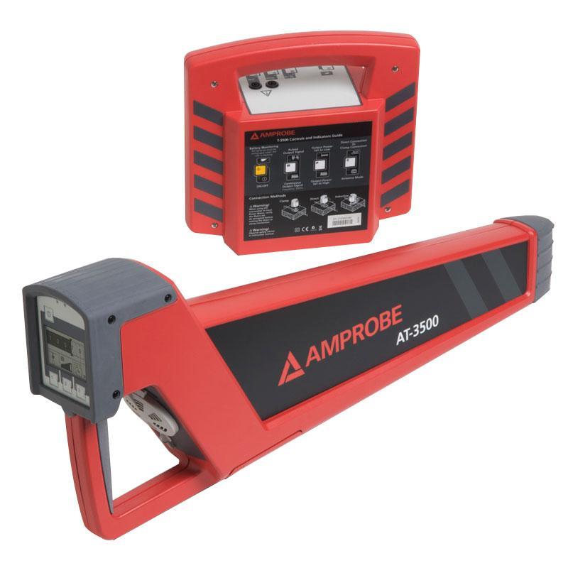 福禄克安博/Amprobe 地下电缆/管道定位仪,AT-3500