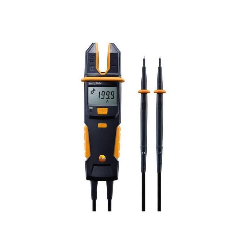 德图/Testo 电流电压通断测试仪,testo 755-1 订货号 0590 7551