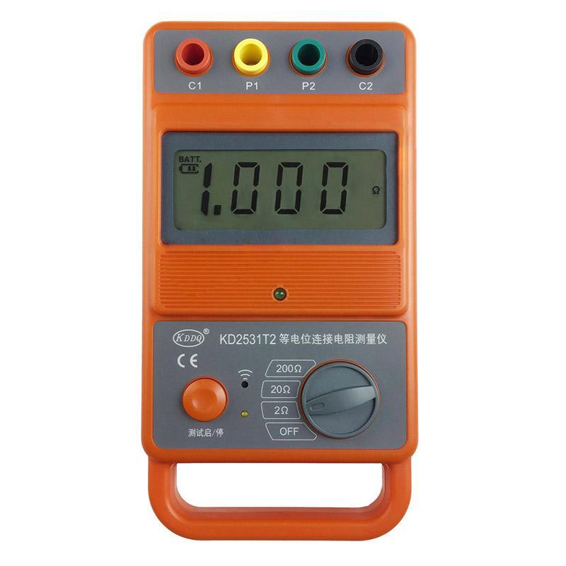 康达电气 等电位连接电阻表,KD2531T2