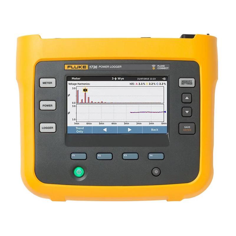 福禄克/FLUKE 便携式电能质量记录仪,FLUKE 1736/INTL