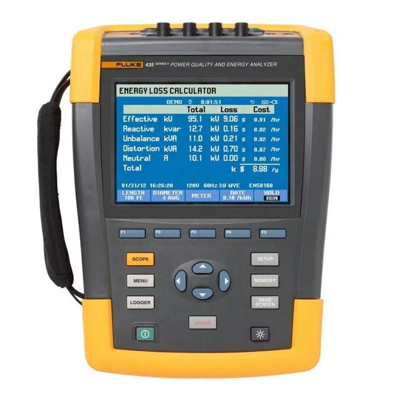 福禄克/FLUKE Basic三相电能质量分析仪,FLUKE-435-II/BASIC