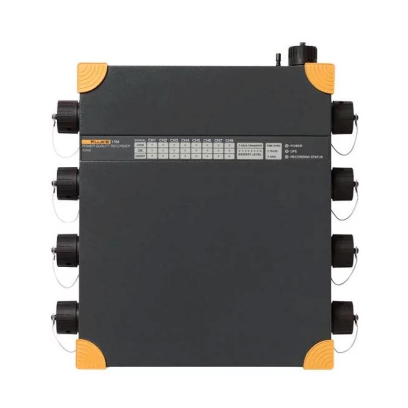 福禄克/FLUKE 国际版三相电能质量记录仪,FLUKE-1760 INTL