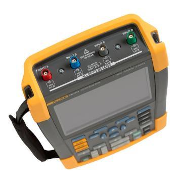 福禄克/FLUKE 彩色数字示波器,200MHz,4通道 DMM/外部输入,随附SCC-290套件,FLUKE-190-204/AU/S