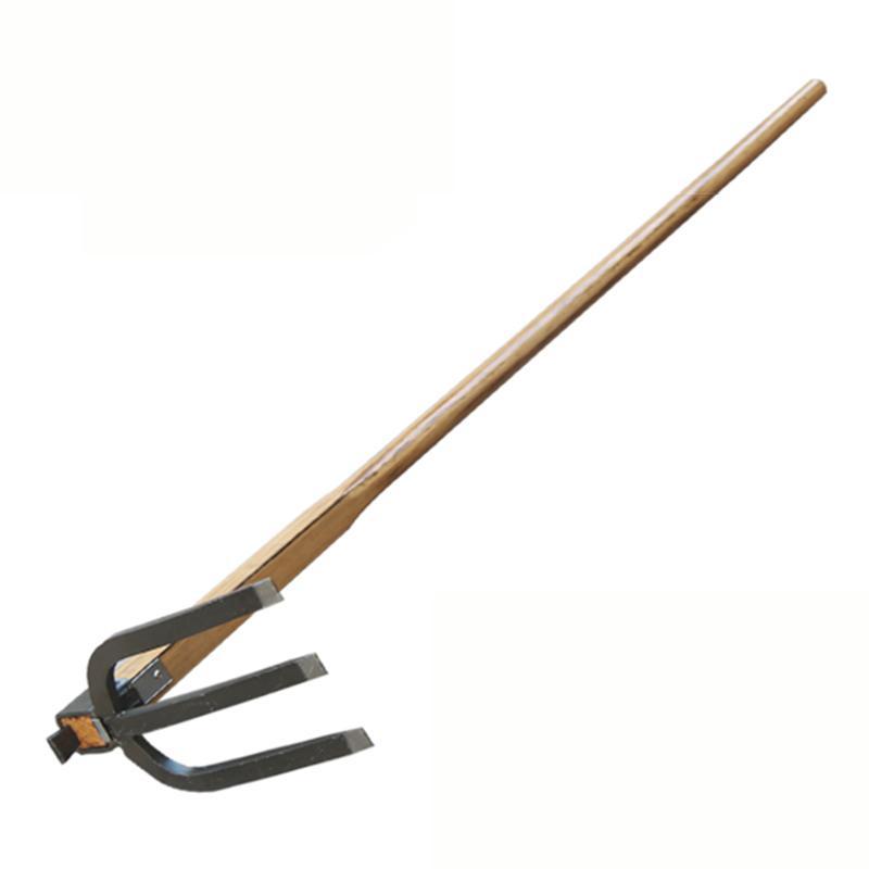 三齿耙 130*220mm 柄长1.2米