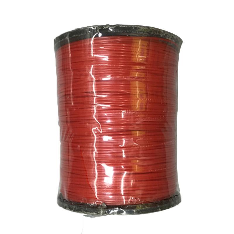建筑用施工线(工地用线) 规格 红色400G中0.8mm