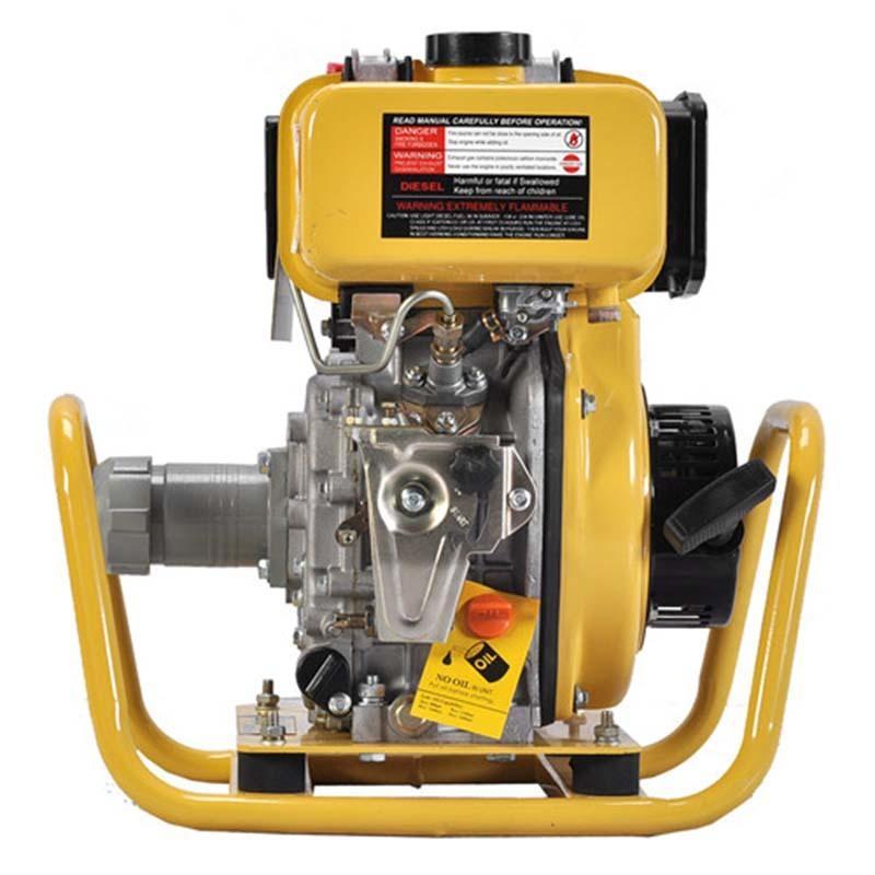 伊藤动力 2寸柴油机污水泵 YT20DP-W 手启动 线缆长度4-6米