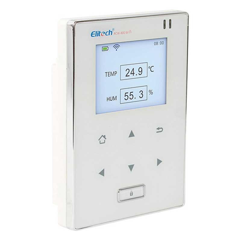 亚速旺/Asone 温湿度远程监测仪,RCW-800WIFI CC-5104-01
