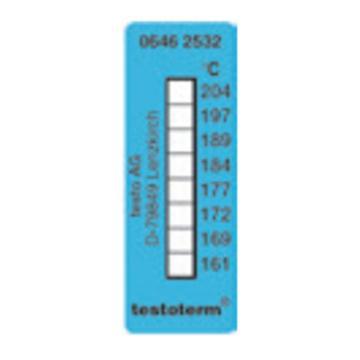 德图/Testo 温度贴,+161~+204℃