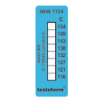 德图/Testo 温度贴,+116~+154℃