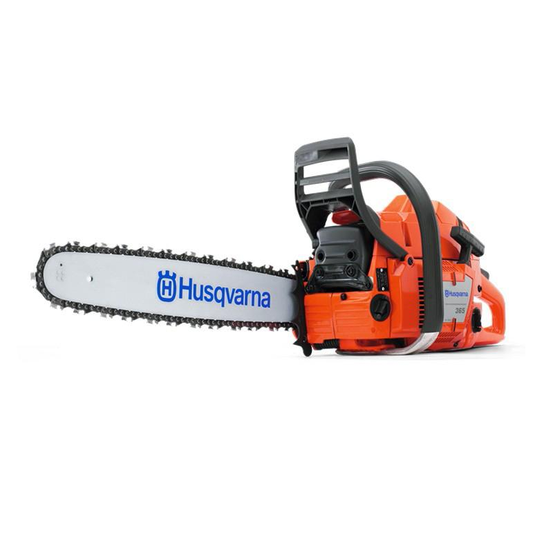 富世华小松 专业油锯 3.6kw输出功率20 导板 365 链锯 伐木锯 汽油锯 上树锯