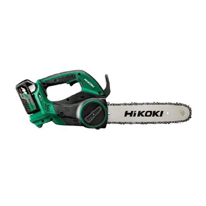 日立HiKOKI 36V锂电充电式链锯 12 导板 两电一充 CS3630DA