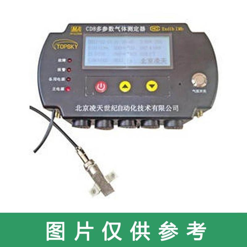 北京凌天 CD8多参数气体测定器,CD8
