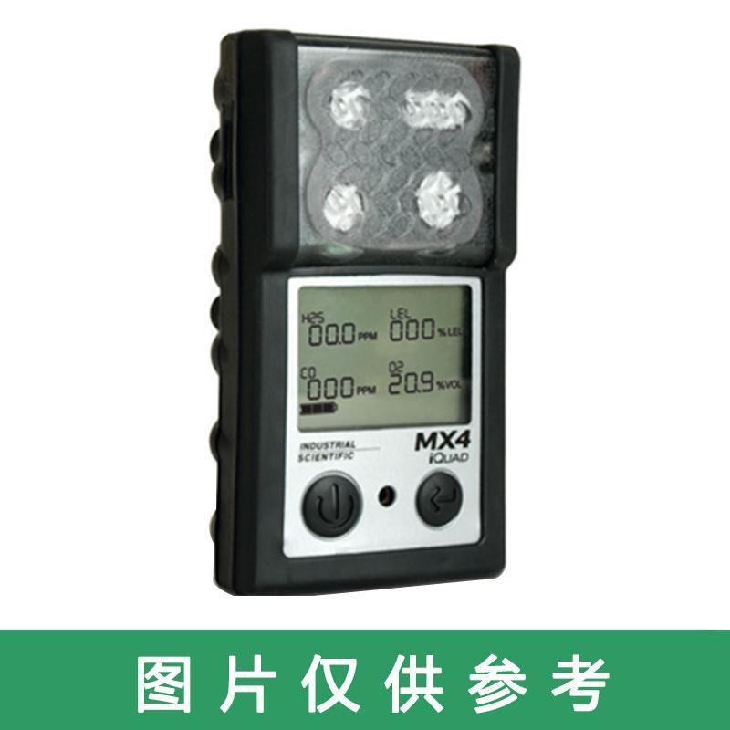 英思科/Indsci MX4 Ventis四合一气体检测仪系列,MX4-LEL/CO/O2/H2S 泵吸式 MFA100005