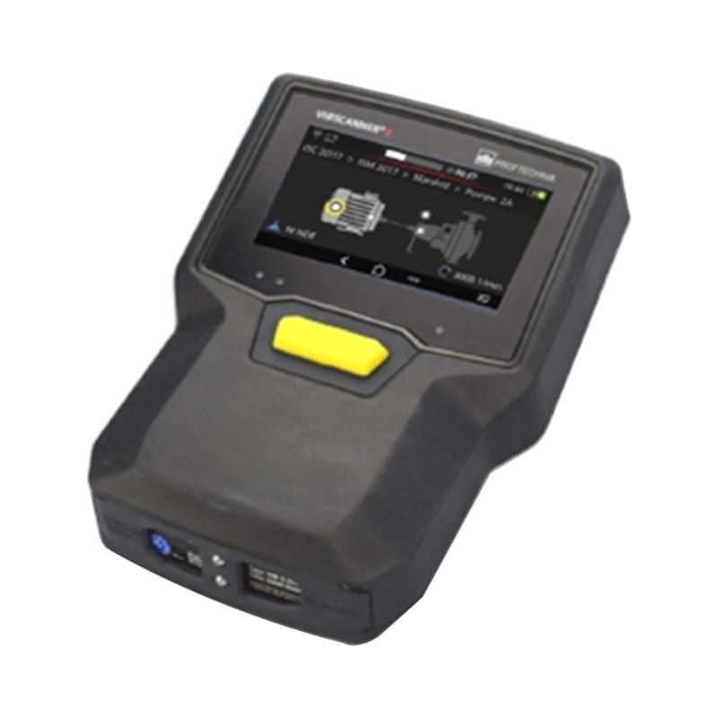 普卢福 普卢福防爆版振动分析仪 VIBXPERT EX ,VIB 5.842-2EX(下单前找采购确认)