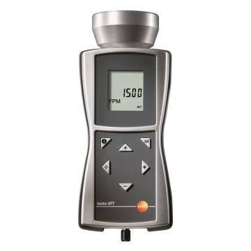 德图/Testo 频闪仪,LED手持式,testo 477,订货号:0563 4770