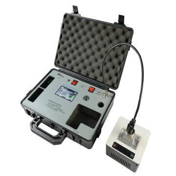 亚泰/Yateks 多功能快速油质分析仪,检测油品的温度、粘度、密度和介电常数 带恒温加热槽,YPF-10S