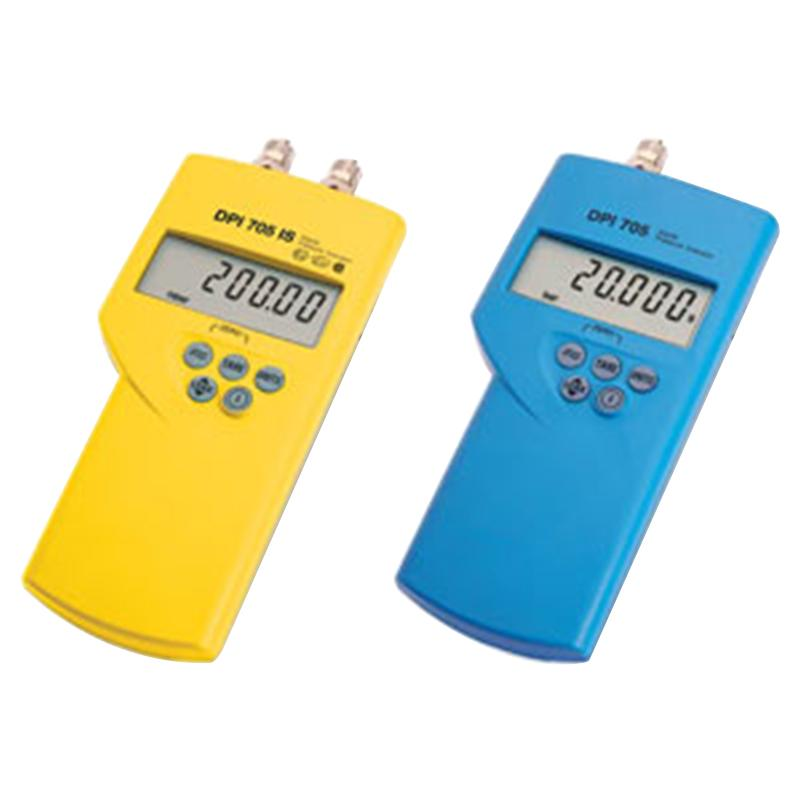 GE/DRUCK 手持式压力指示仪,DPI705 0-20bar