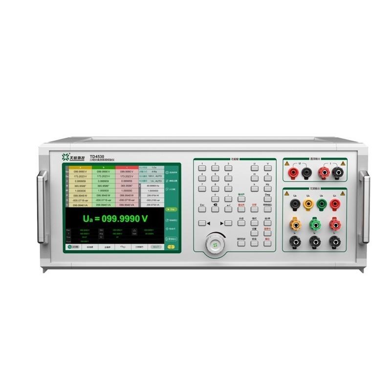 长沙天恒测控 三相交直流现场校验仪,TD4530