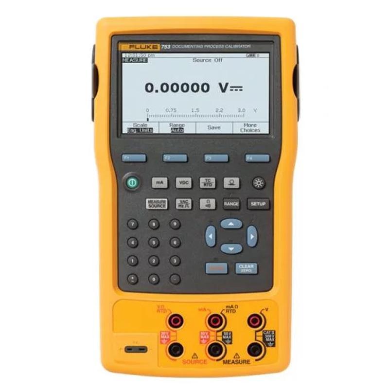 福禄克/FLUKE 多功能校验仪/过程信号校验仪,FLUKE-753