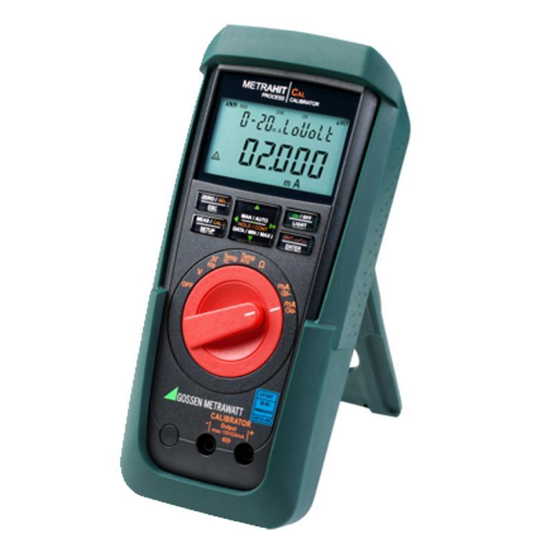 德国高美测仪 /GMC-I 过程行业校准表,METRAHIT CAL